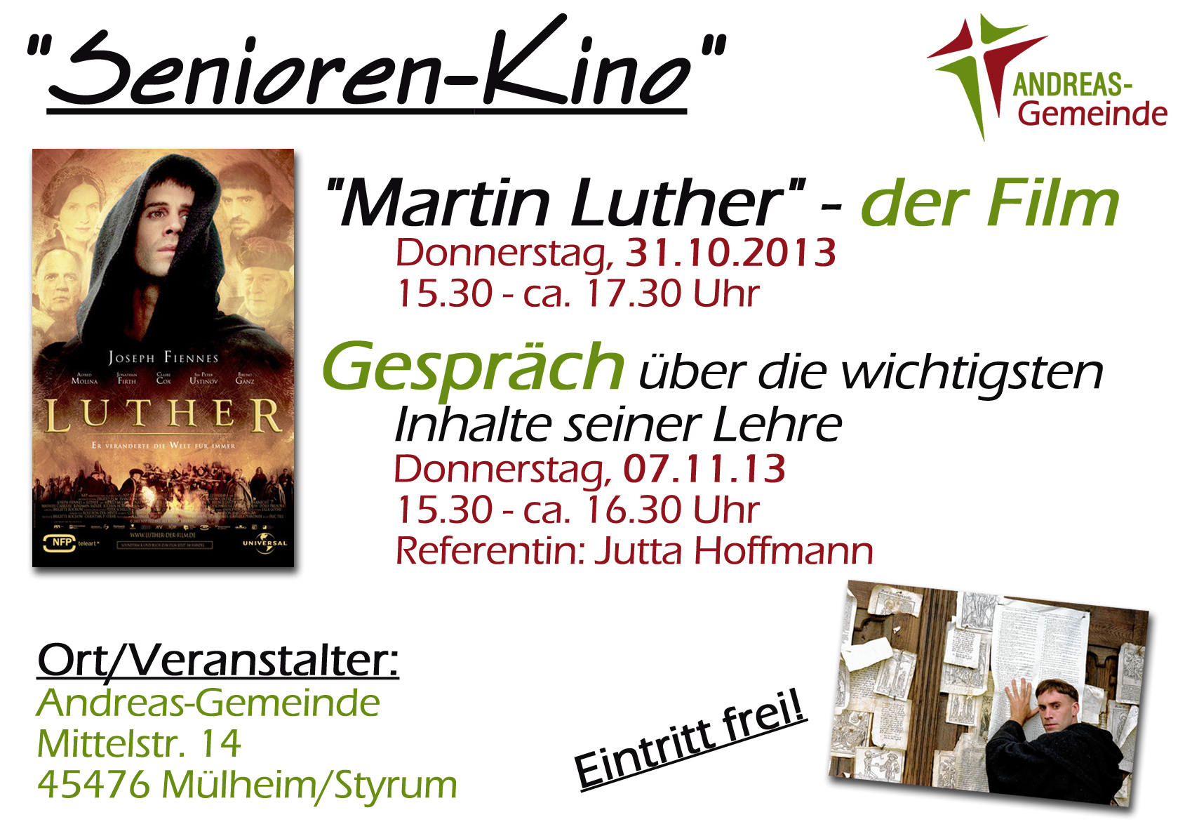 Flyer Herbst 2013 RS