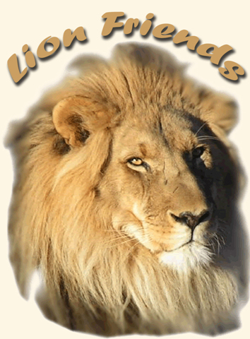 Logo Lion Friends